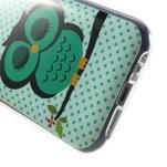 Gelový kryt na Samsung Galaxy J1 - sova - 4/5