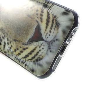 Gelový kryt na Samsung Galaxy J1 - leopard - 4