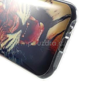 Gelový kryt na Samsung Galaxy J1 - tygr - 4