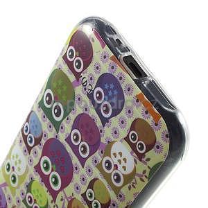 Gelový kryt na Samsung Galaxy J1 - banda soviček - 4