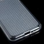 Diamond gelový obal na mobil Samsung Galaxy J3 (2016) - transparentní - 4/4