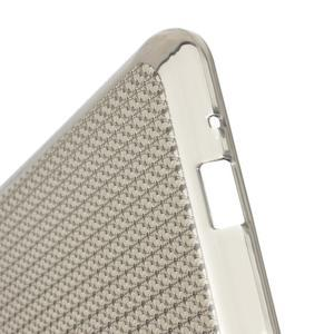 Diamond gelový obal na mobil Samsung Galaxy J3 (2016) - šedý - 4