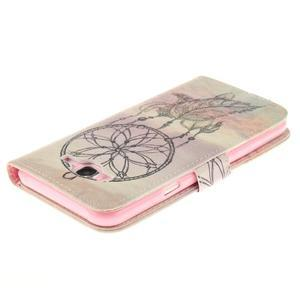 Standy peněženkové pouzdro na Samsung Galaxy J5 - dream - 4