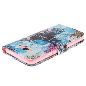 Standy peněženkové pouzdro na Samsung Galaxy J5 - BVL - 4