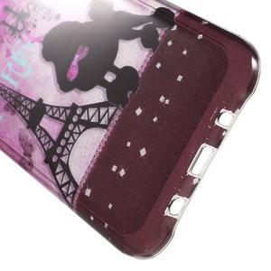Gloss gelový obal na Samsung Galaxy J5 - Eiffelova věž - 4