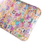 Gloss gelový obal na Samsung Galaxy J5 - smajlíci - 4/5