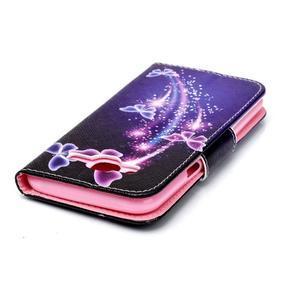 Emotive pouzdro na mobil Samsung Galaxy J5 - kouzelní motýlci - 4