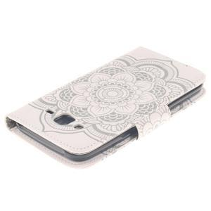 Standy peněženkové pouzdro na Samsung Galaxy J5 - mandala - 4