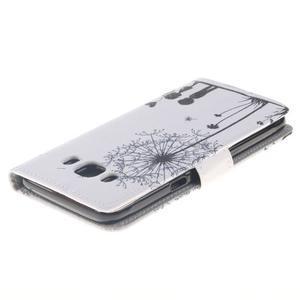 Style peněženkové pouzdro na Samsung Galaxy J5 (2016) - láska - 4