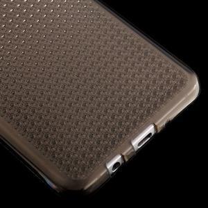 Diamonds gelový obal mobil na Samsung Galaxy J5 (2016) - šedý - 4