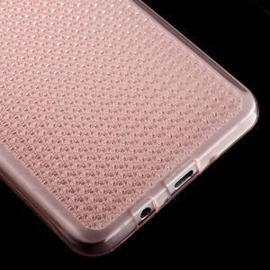 Diamonds gelový obal mobil na Samsung Galaxy J5 (2016) - růžový - 4