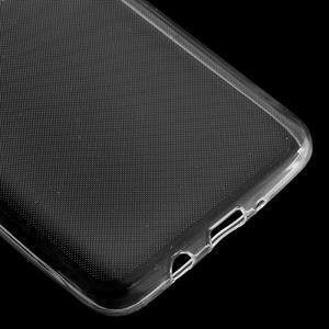 Ultratenký slim gelový obal na Samsung Galaxy J5 (2016) - transparentní - 4