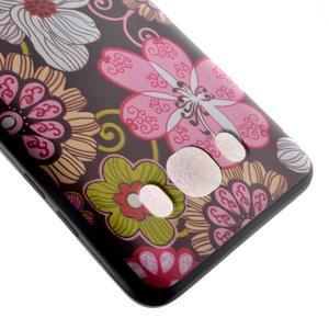 Casis gelový obal na mobil Samsung Galaxy J5 (2016) - květiny - 4