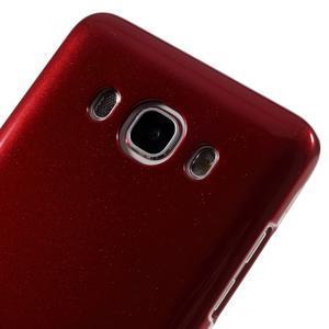 Newsets gelový obal na Samsung Galaxy J5 (2016) - vínověčervený - 4