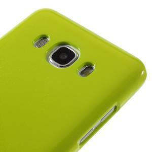 Newsets gelový obal na Samsung Galaxy J5 (2016) - zelený - 4