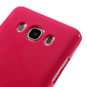 Newsets gelový obal na Samsung Galaxy J5 (2016) - rose - 4