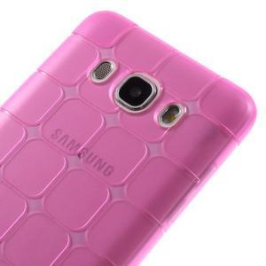 Cube gelový obal na Samsung Galaxy J5 (2016) - rose - 4