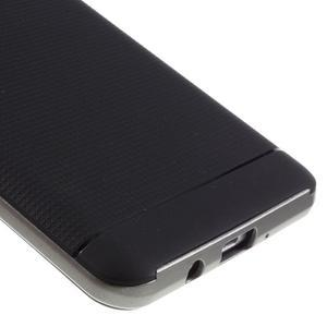 Hybridní obal 2v1 na mobil Samsung Galaxy J5 (2016) - šedý - 4