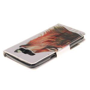 Pictures pouzdro na mobil Samsung Galaxy J5 (2016) - mystický vlk - 4
