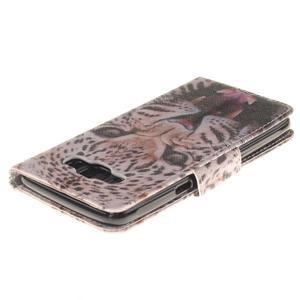 Pictures pouzdro na mobil Samsung Galaxy J5 (2016) - leopard - 4