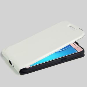 Flipové pouzdro na mobil Samsung Galaxy J5 (2016) - bílé - 4