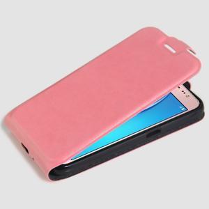 Flipové pouzdro na mobil Samsung Galaxy J5 (2016) - růžové - 4