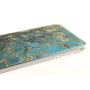 Gelový obal na mobil Samsung Galaxy J5 (2016) - kvetoucí strom - 4
