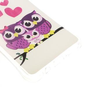 Antišok gelový obal na Samsung Galaxy J5 (2016) - soví rodinka - 4