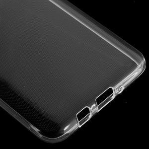 Transparentní gelový obal na mobil Samsung Galaxy J5 (2016) - 4