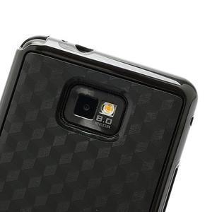 Cube odolný obal na mobil Samsung Galaxy S2 - černý - 4