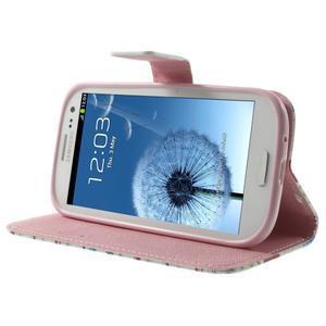 Funy pouzdro na mobil Samsung Galaxy S3 - disky - 4