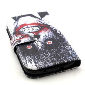 Knížkové pouzdro na mobil Samsung Galaxy S3 - monstrum - 4