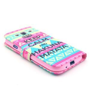 Pictu pouzdro na mobil Samsung Galaxy S3 - Keep Calm - 4