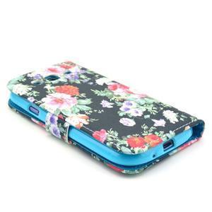Pictu pouzdro na mobil Samsung Galaxy S3 - květiny - 4
