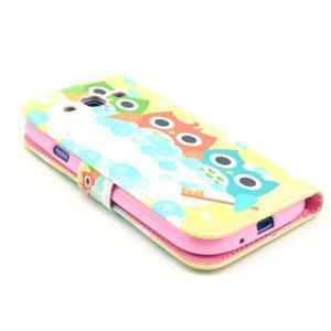 Pictu pouzdro na mobil Samsung Galaxy S3 - sovičky - 4