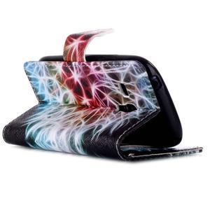 Emotive pouzdro na mobil Samsung Galaxy S3 mini - barevná pampeliška - 4