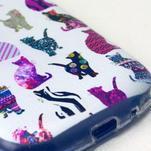 Gloss gelový kryt na Samsung Galaxy S3 mini - kočičky - 4/4
