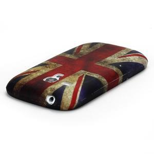 Emotive gelový obal na Samsung Galaxy S3 mini - UK vlajka - 4