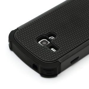Outdoor odolný obal na mobil Samsung Galaxy S3 mini - černý - 4