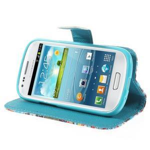 Knížkové pouzdro na mobil Samsung Galaxy S3 mini - New York - 4