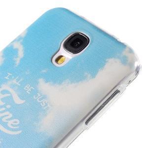 Ultratenký slim gelový obal na Samsung Galaxy S4 - Fine - 4