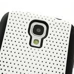 Odolný obal na mobil Samsung Galaxy S4 - bílý - 4/6