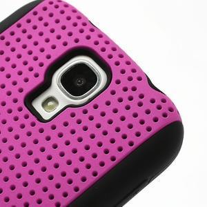 Odolný obal na mobil Samsung Galaxy S4 - rose - 4