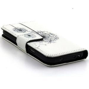 Pouzdro na mobil Samsung Galaxy S4 mini - odkvetlé pampelišky - 4