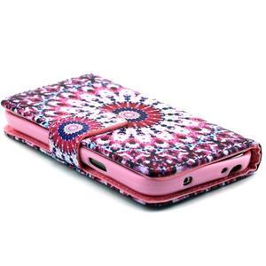 Pouzdro na mobil Samsung Galaxy S4 mini - kaleidoskop - 4