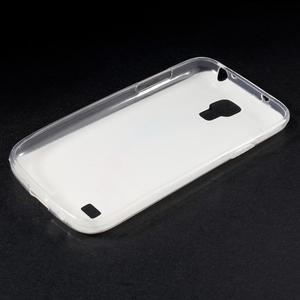 Gelový obal na mobil Samsung Galaxy S4 mini - peříčko - 4