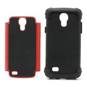 Extreme odolný kryt na mobil Samsung Galaxy S4 mini - červený - 4