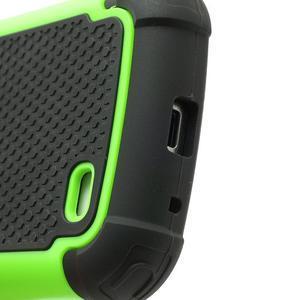 Extreme odolný kryt na mobil Samsung Galaxy S4 mini - zelený - 4
