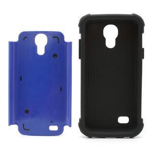 Extreme odolný kryt na mobil Samsung Galaxy S4 mini - modrý - 4