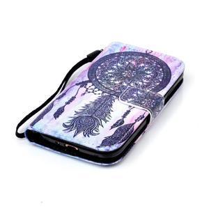 Diary peněženkové pouzdro na mobil Samsung Galaxy S4 mini - dream - 4